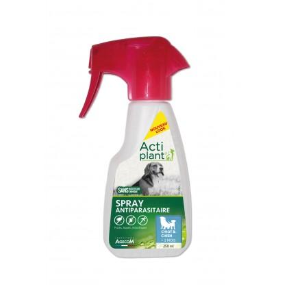 Spray antiparasitaire Actiplant