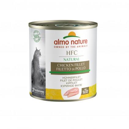 HFC Natural pâtée pour chats 280g Almo Nature