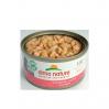 HFC Natural 70g saumon ouverte