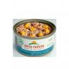 HFC Natural 70g thon poulet et fromage ouverte