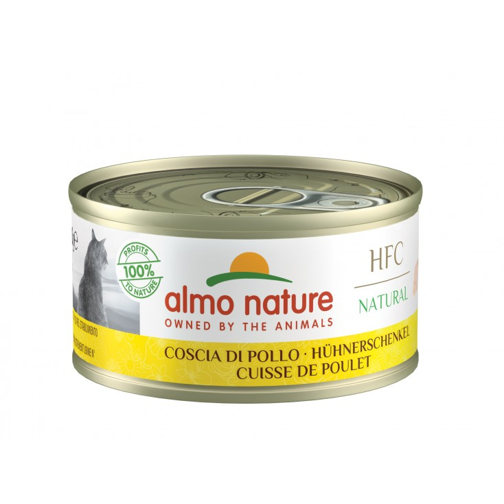 Almo Nature Legend - Cuisse de poulet 70g fermée
