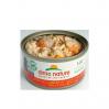 Almo Nature Legend - Poulet crevettes 70g ouverte