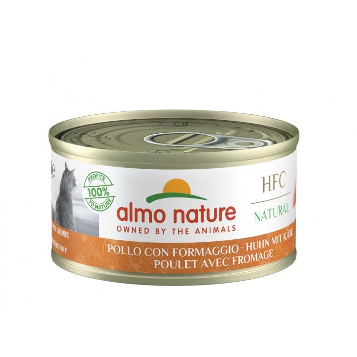 Almo Nature Legend - Poulet fromage 70g fermée