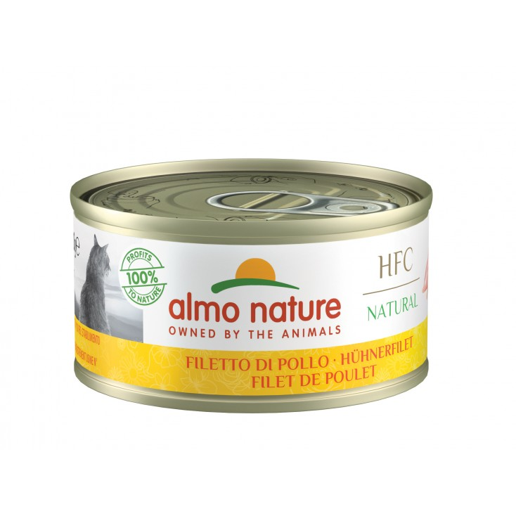 Almo Nature Legend - Filet Poulet 70g ferm