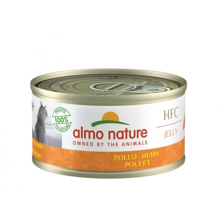 Almo Nature Legend - Poulet Jelly 70g ferm