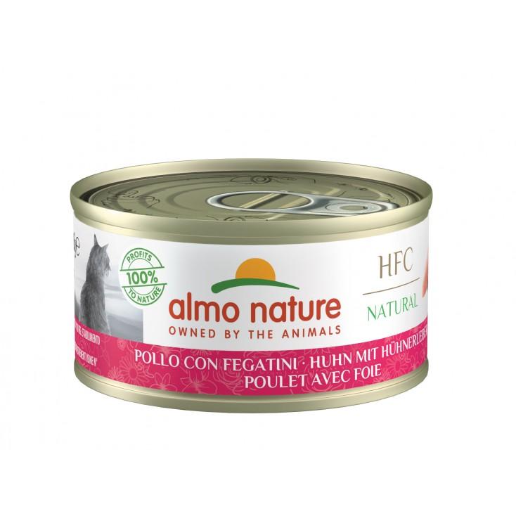 Almo Nature Legend - Poulet foie 70g ferm