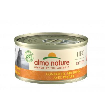 Boite Chaton HFC Natural Almo Nature