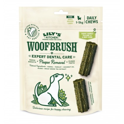 Sticks à mâcher Woofbrush Lily's Kitchen Mini