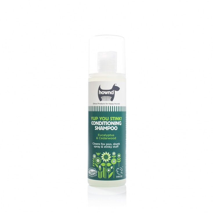 Shampoing conditionneur Anti Odeurs - Hownd new