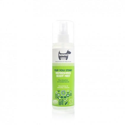 Spray parfumant hydratant Anti Odeurs tenaces Hownd