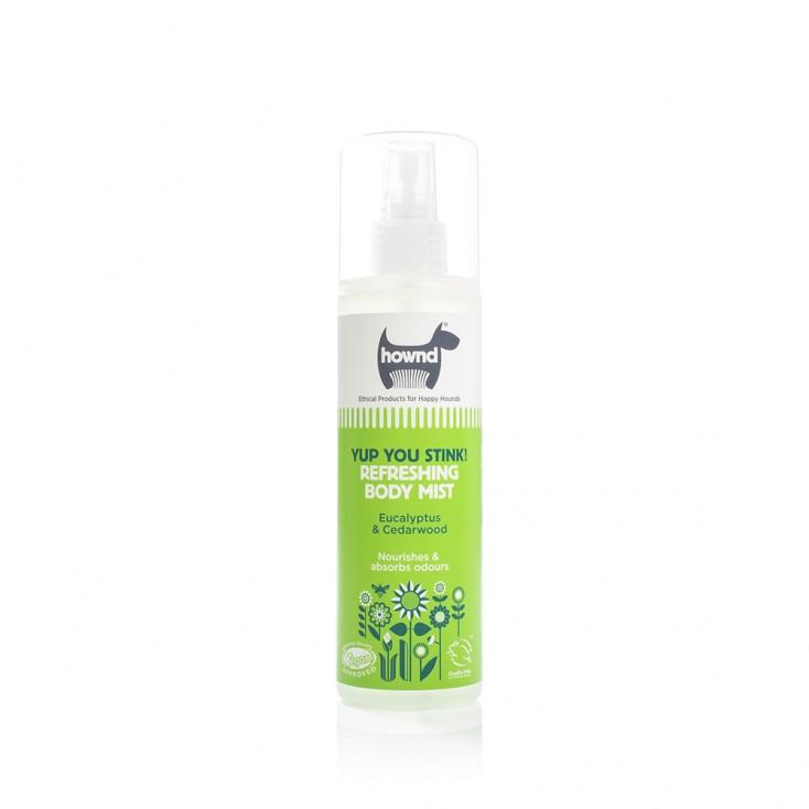 Spray parfumant Anti Odeurs tenaces - Hownd new