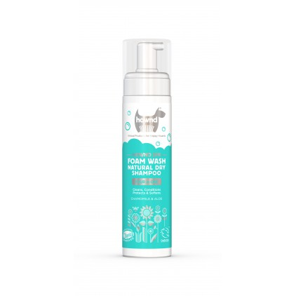 Shampoing sec Miracle Foam Wash Hownd