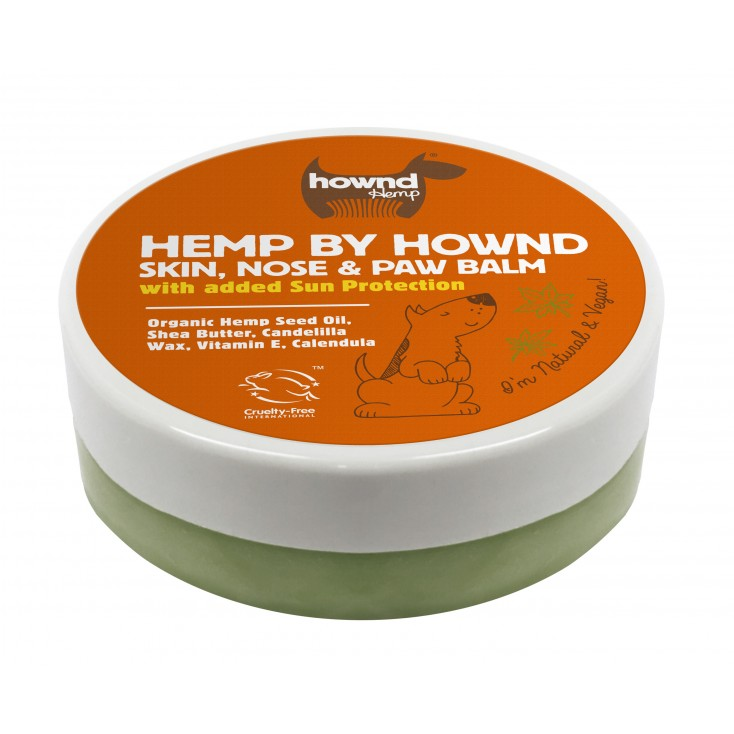 Hemp Paw Nose and Skin Balm with Sun Protection - Hownd new