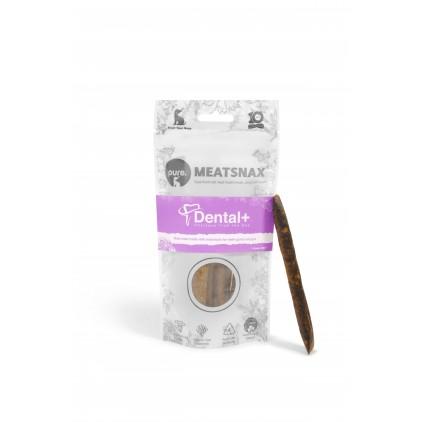 Friandises naturelles, Sticks tous chiens, Spécial dentition, Déplaque + (Dental+) Pure