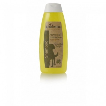 Shampoing naturel Groomers au Jasmin et à la citronnelle pour chiens
