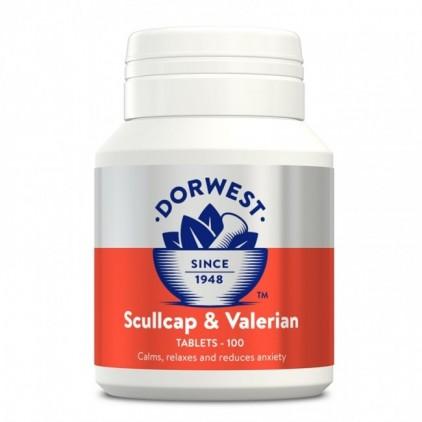 Scullcap et Valériane Dorwest