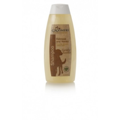 Shampoing naturel Groomers à l'Avoine et au Miel pour chiens