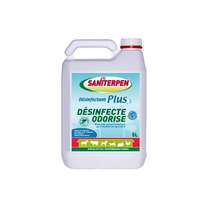 Saniterpen Plus desinfectant
