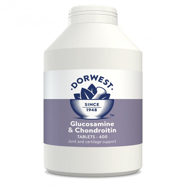 Glucosamine et Chondroïtine Dorwest