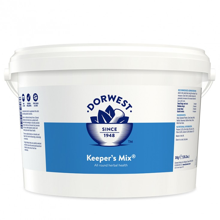 Keeper's Mix Dorwest