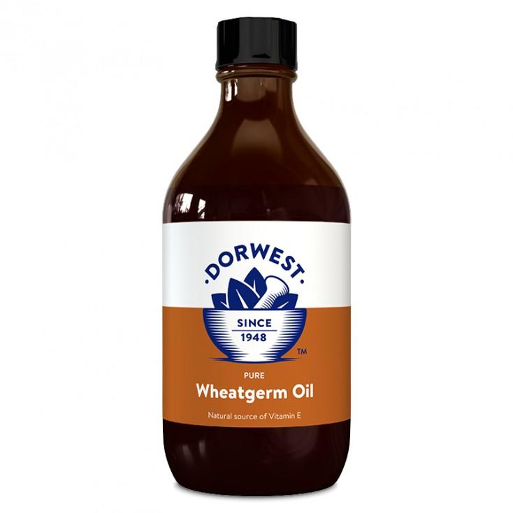 Huile de germe de blé Dorwest