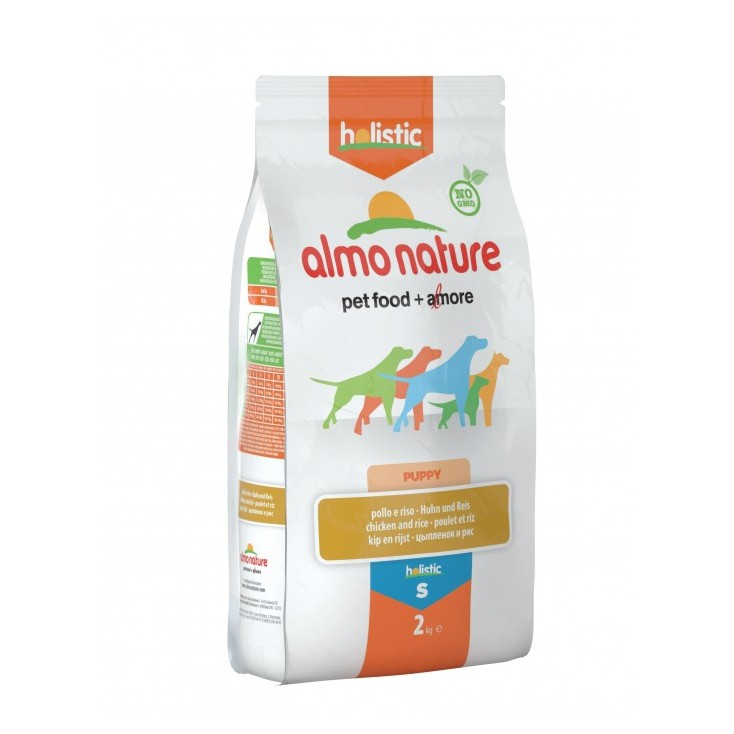 Croquettes chiots Hollistic Puppy - Almo Nature
