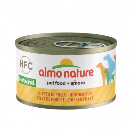 Boite HFC Natural chien /classic - 95g - Almo Nature