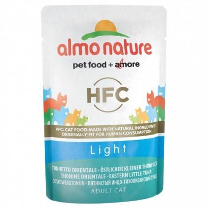 Sachet fraicheur HFC LIght pour chats - Almo Nature
