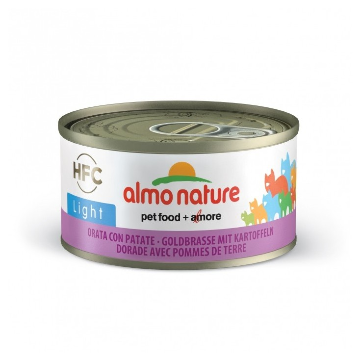 Boite HFC Light 70g - Almo Nature
