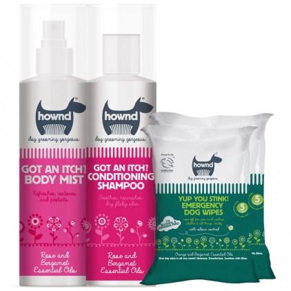 Pack spécial anti-démangeaison - Hownd