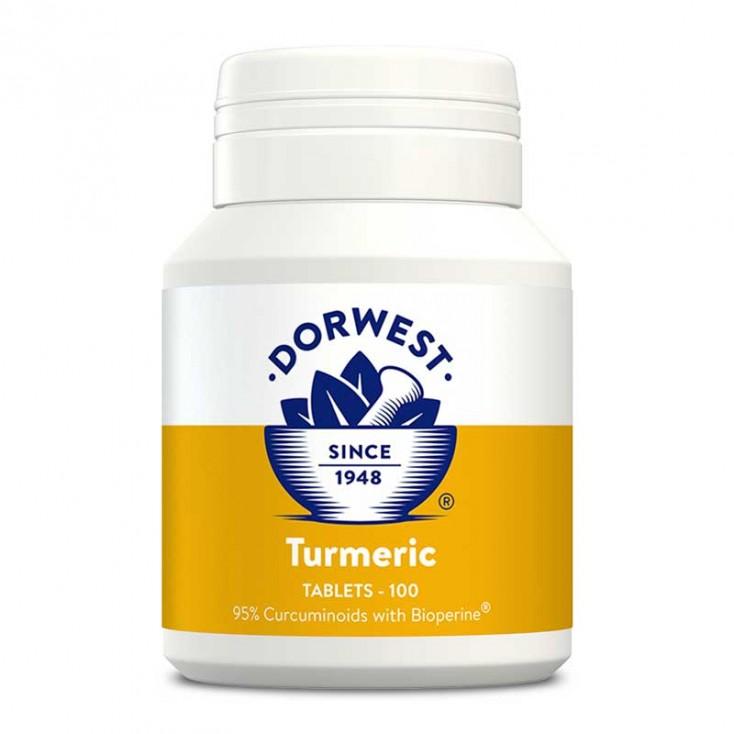 Curcuma ( Turmeric ) 100 - Dorwest