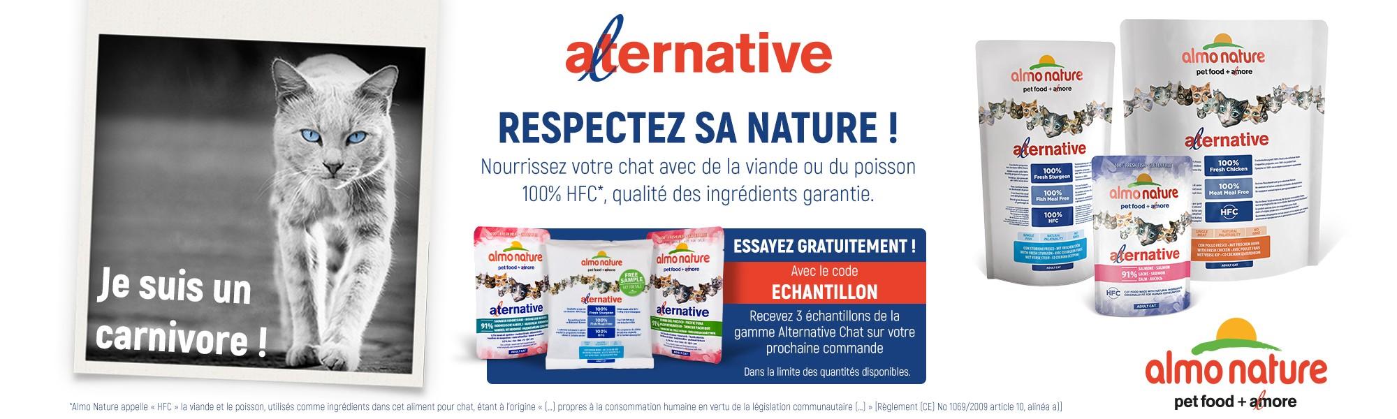 Offre Alternative